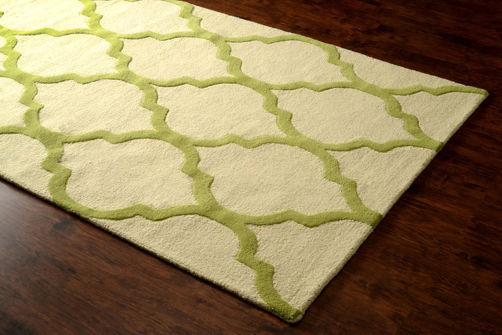 Rugs Usa Tuscan Moroccan Trellis Vs128 Green Rug Contemporary Rugs Home Decor Interior Design Style Trellis Pattern Love Gree Area Rugs Green Rug Rugs