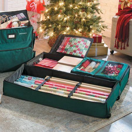 Ultimate Gift Wrap Storage Bag | Gift Wrap Storage, Storage And Wraps