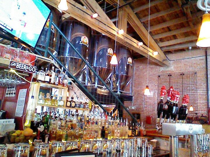 Pumphouse Brewery Breweries I Have Visited Longmont Colorado