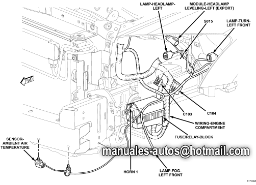 este manual de taller y reparacion dodge caliber incluye