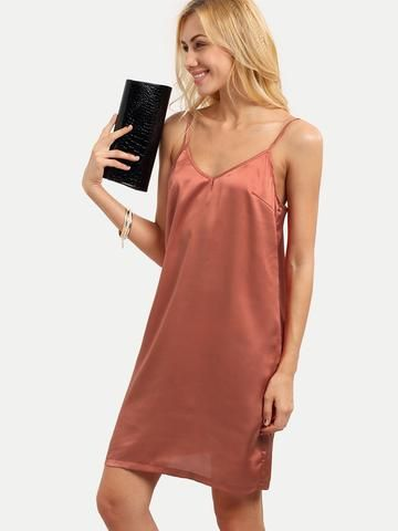 Arabella Blush Slip Dress | ONE LEFT