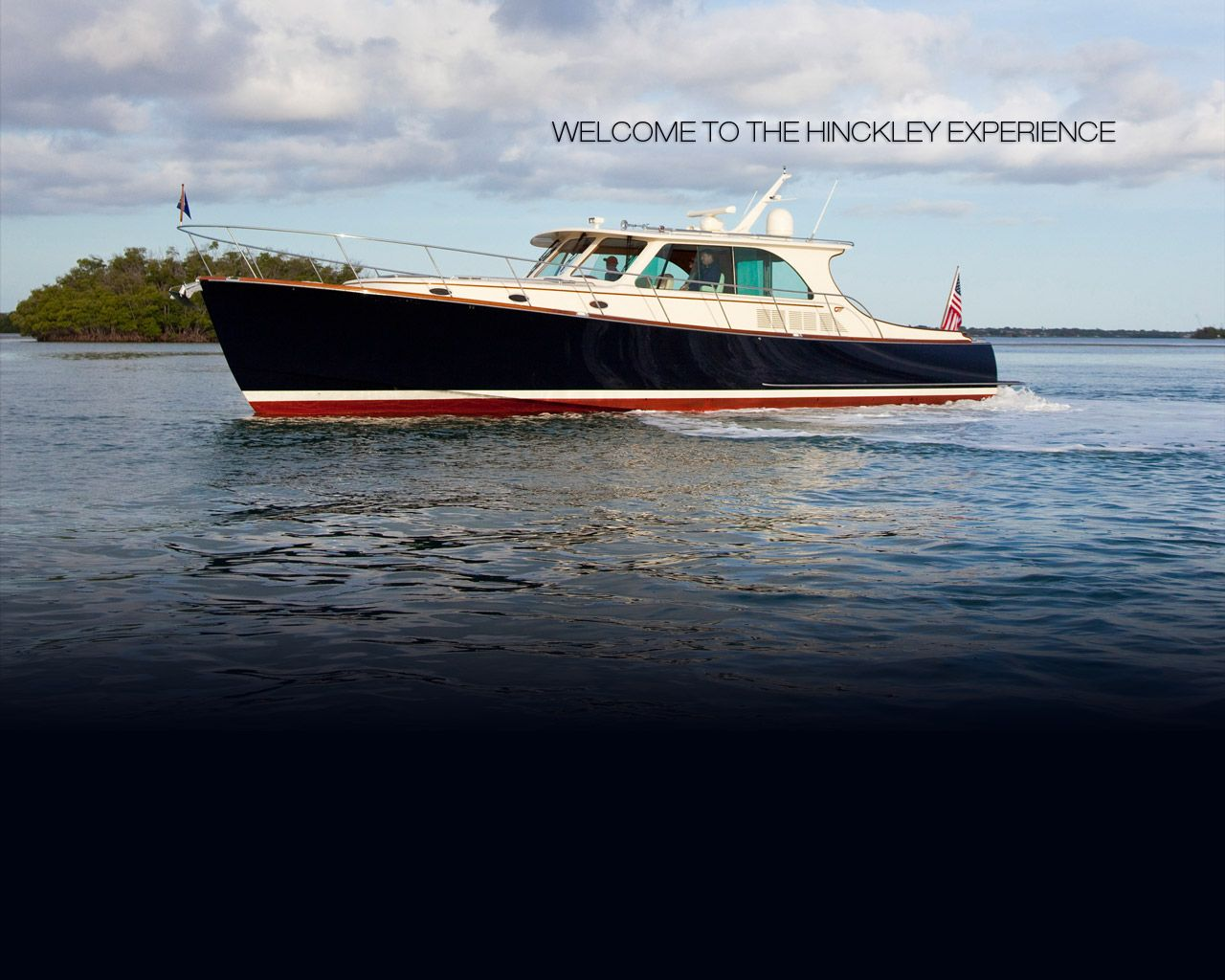 Welcome to hinckley luxury boats yachts maine boats for Picnic boat plans