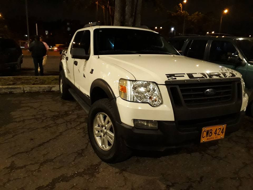 Pin by Victor VonWechmar on Ford Explorer Sport Trac