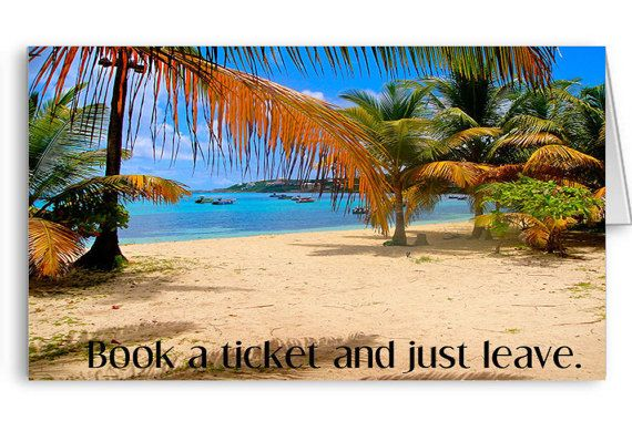 Book a ticket and just leave Blank by SendPositiveThoughts ETSY - blank ticket