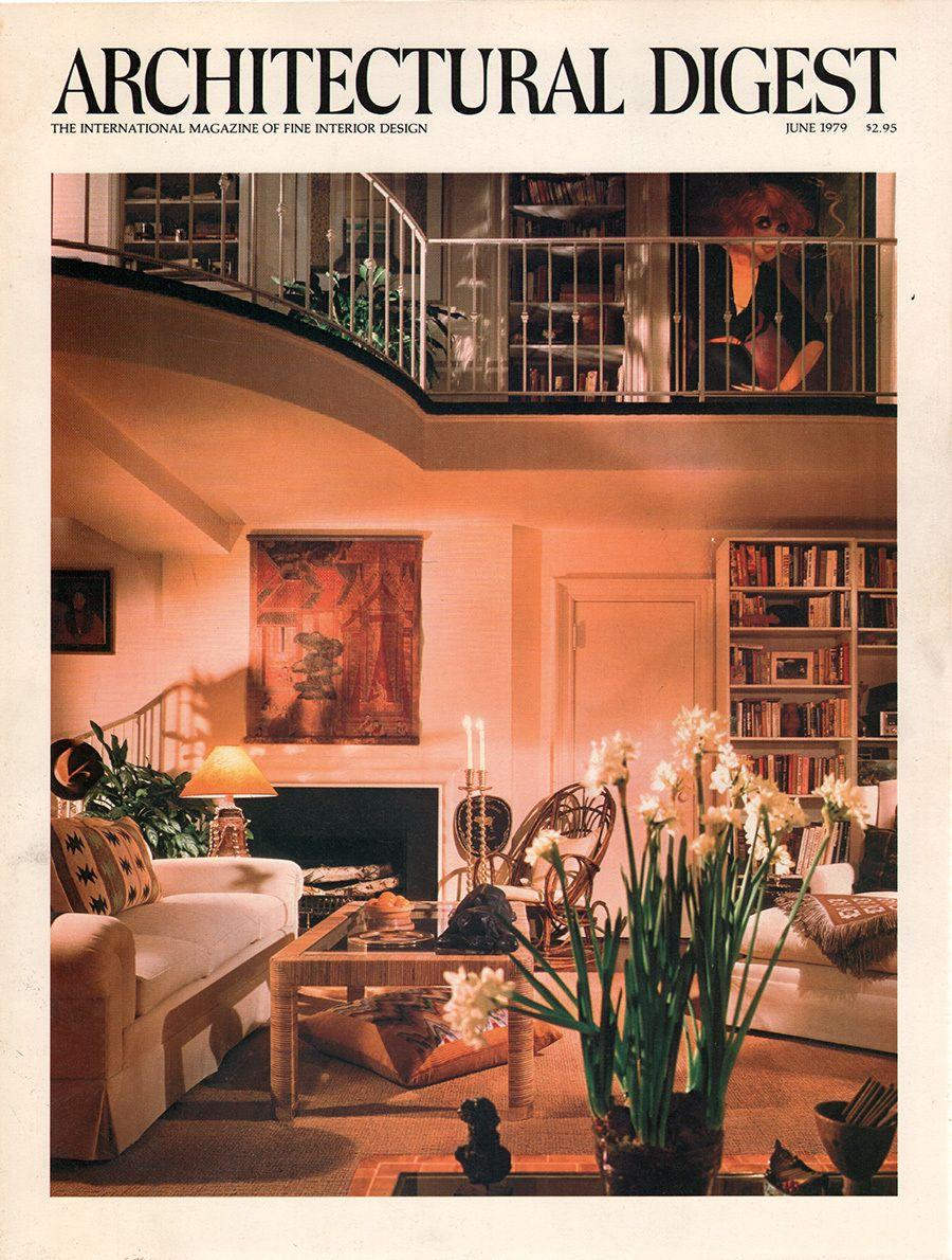 Architectural Digest June 1979 Ephemera Forever Architectural