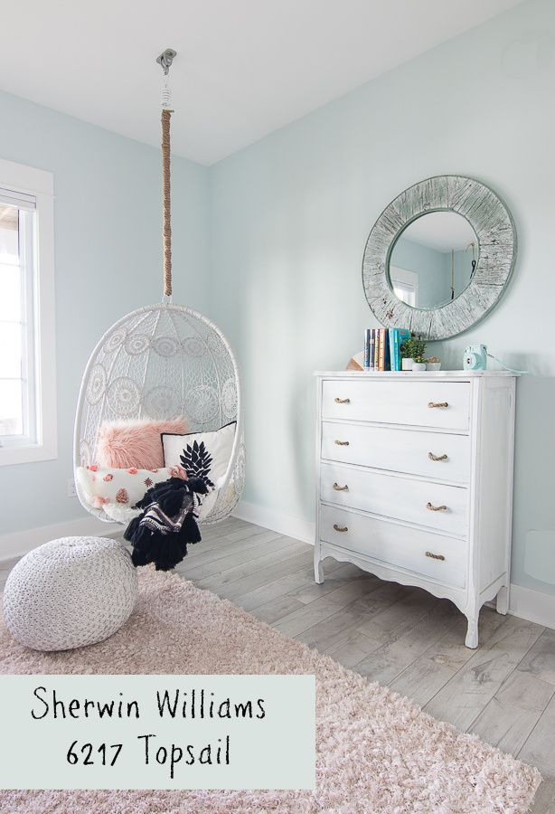 Lake House Blue And Gray Paint Colors Girl Room Small Room