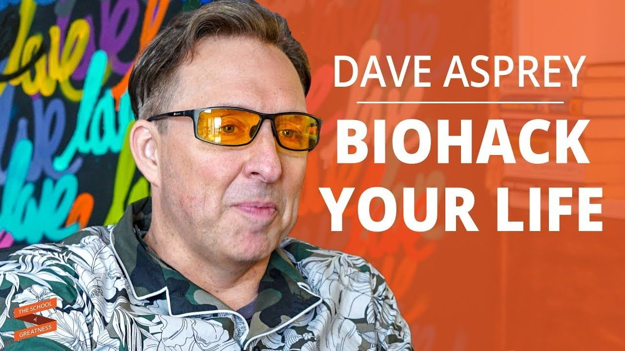 Age Backwards, Biohack Your Life and Be Superhuman Dave