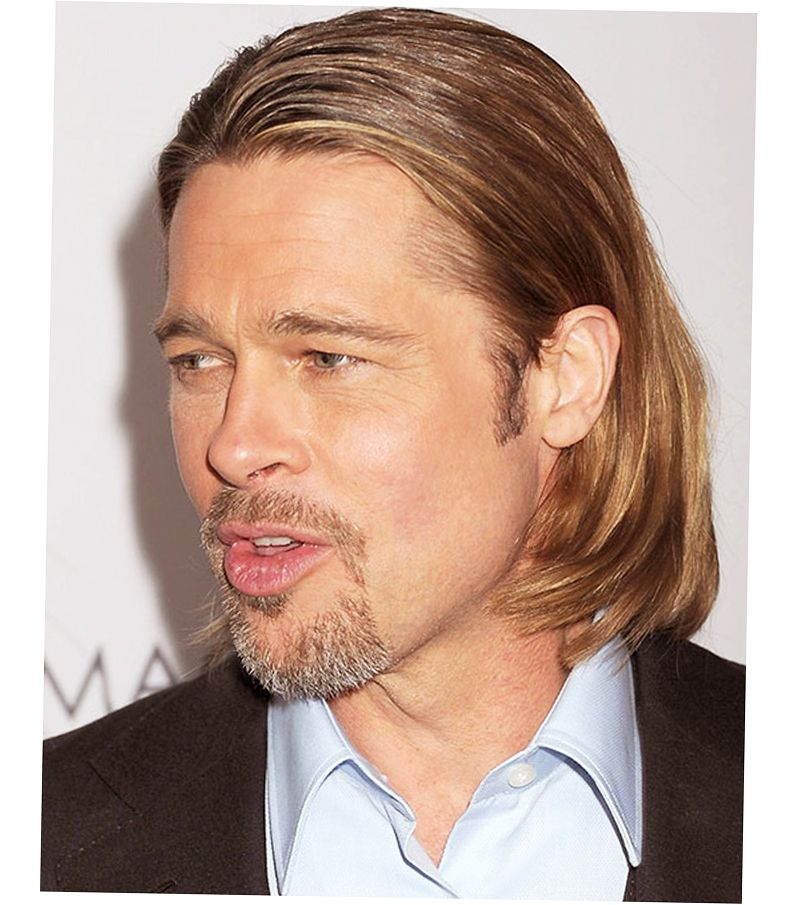 long hairstyles for men with fine hair photo 1 Long