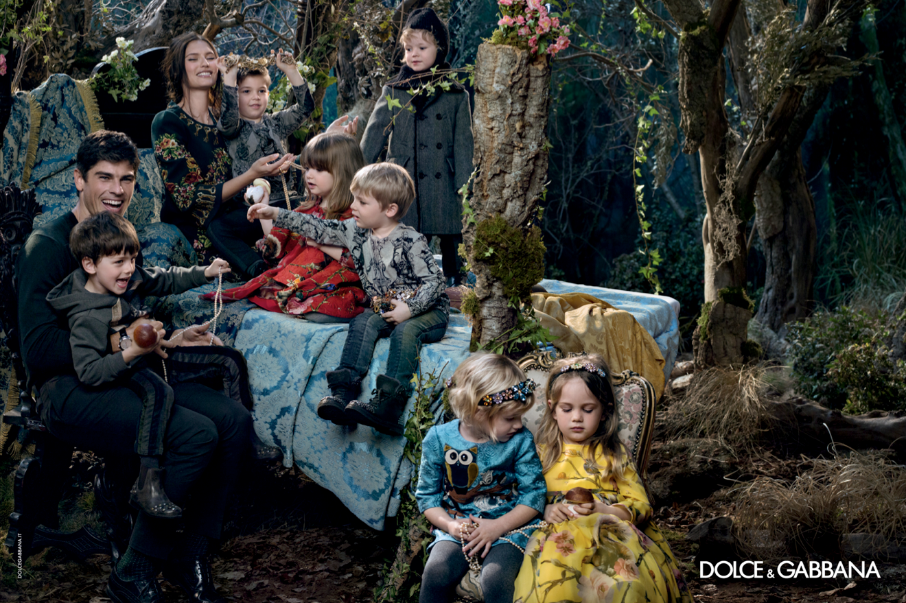 DolceGabbana Winter 2015 Advertising Campaign Discover more on www.dolcegabbana.com