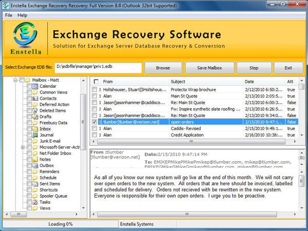 Pin by EDB to PST Tool on Convert EDB to PST File | Recovery