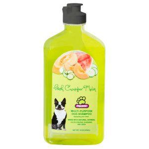 Top Paw Fresh Cucumber Melon Multi Purpose Dog Shampoo Shampoo Conditioner Petsmart Dog Grooming Supplies Dog Shampoo Flea Shampoo