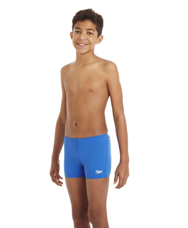 b63dda2d8dd9a 40% off (sizes 22, 32) : Speedo Swim Short Endurance Plus Neon Blue 7302610  Junior Swim Shorts