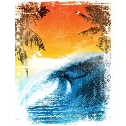 Estampa para camiseta Surf Street 003152  8b3e18e498a