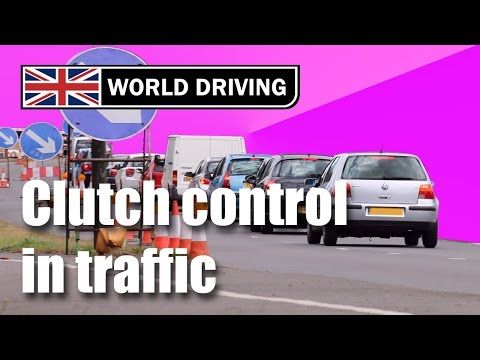 Clutch Control Driving Lesson Learning To Drive Clutch Control In Traffic On A Hill Youtube Learning To Drive Traffic Driving Driving