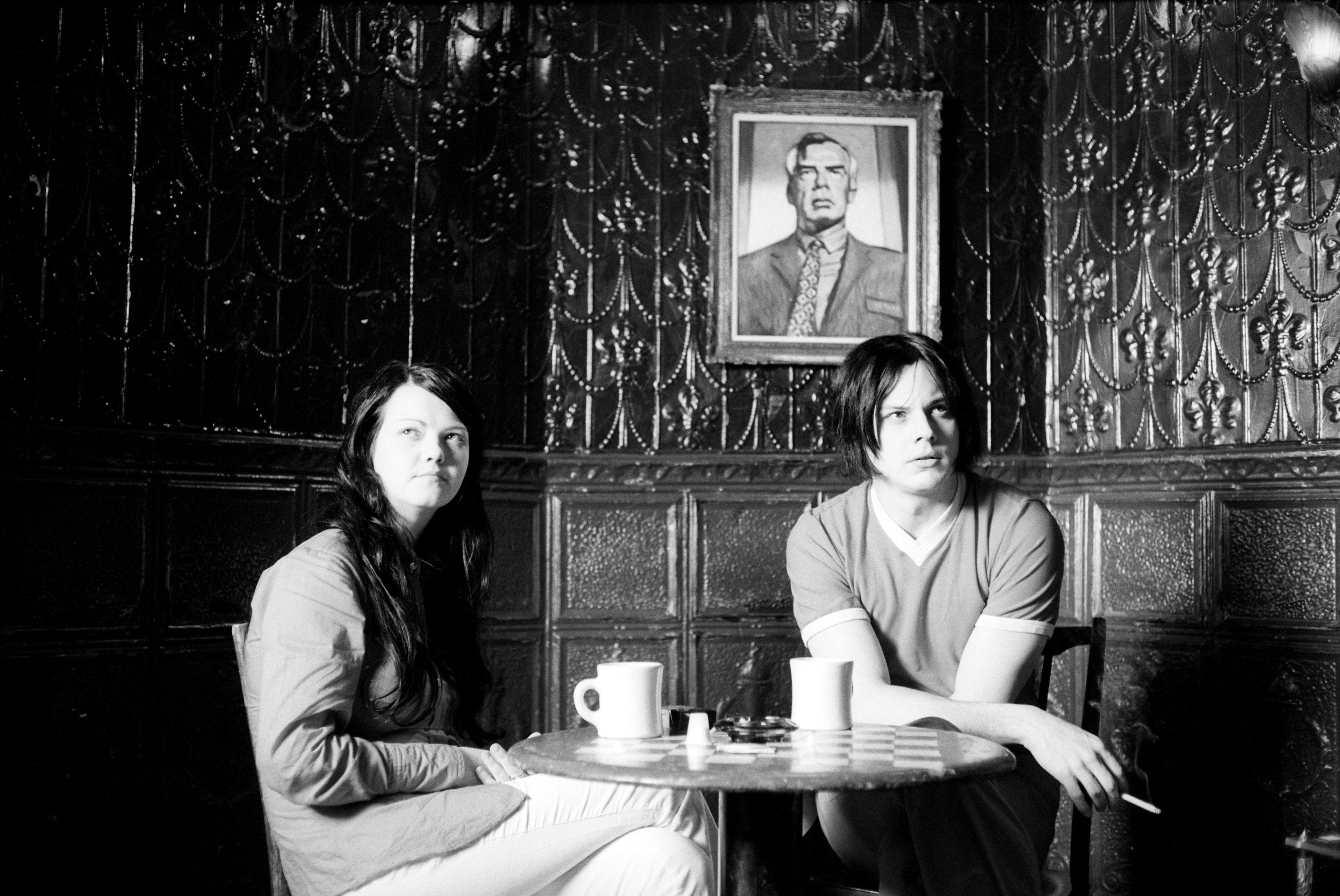 Coffee Cigarettes Coffee And Cigarettes The White Stripes Meg White