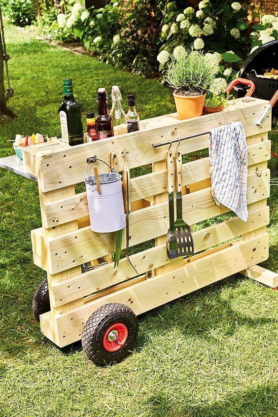 40 Diy Pallet Wooden Furniture Neueste Projekte  autour du tissu déco enfant paques bébé déco mariage diy et crochet