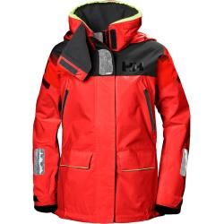 Helly Hansen Woherr Skagen Offshore Sailing Winterjacke Red Xl