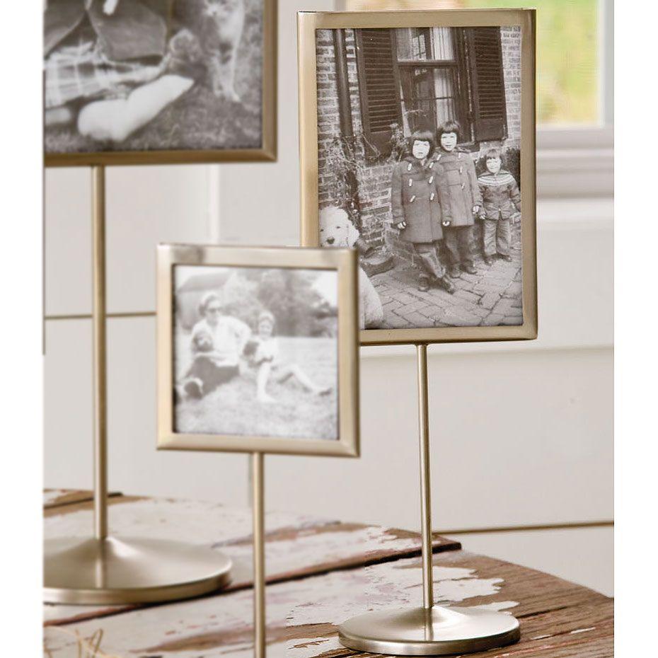 $39.99 Wedding Table Number Frame - Antique Nickel ...