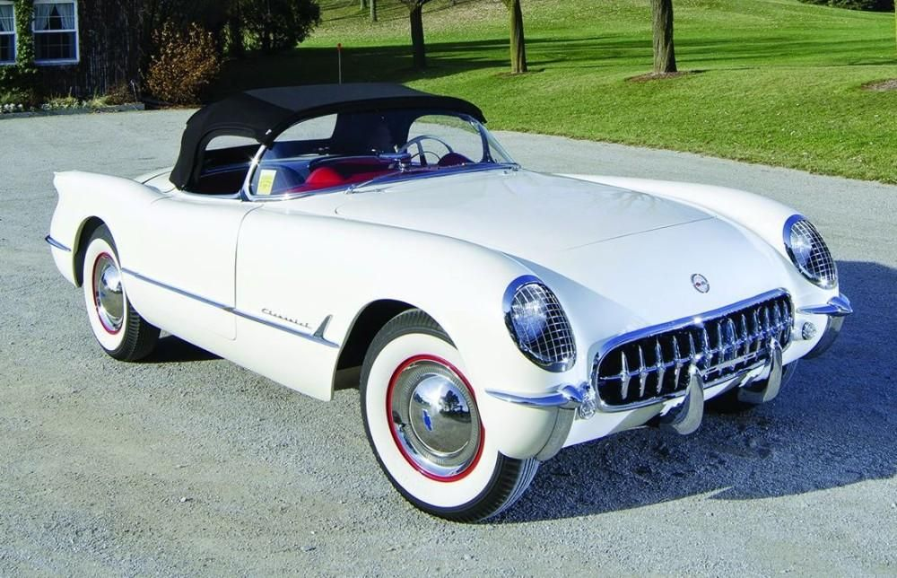 Top 100 American Collector Cars of All Time - / 1953 Chevrolet ...