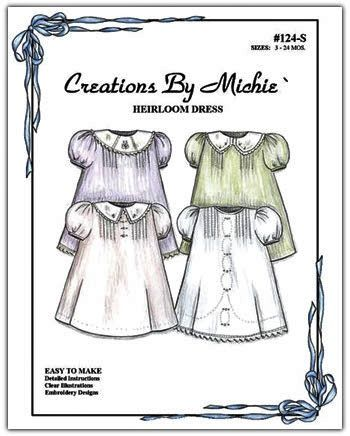 Creations by Michie\' at the Garden Fairies | Heirloom Sewing and ...