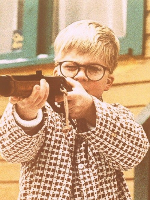 youll shoot out your eye a christmas story we just got done telling casey this after buying a bb gun for christmas and guess what she did lol - When Did A Christmas Story Come Out