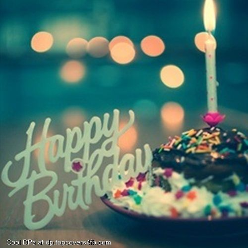 Best Images For Facebook Timeline Happy Birthday To You Candles A Wish