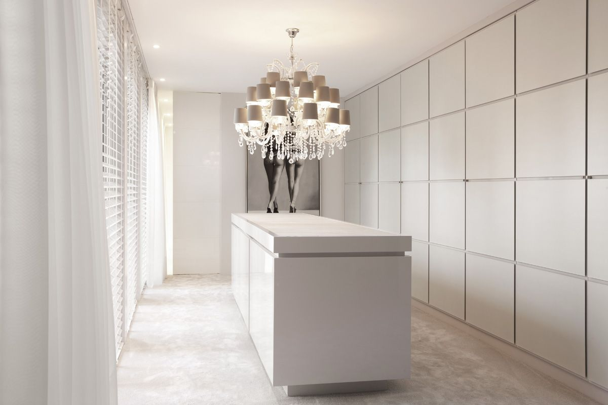 Pin van iman op closet pinterest kleur inloopkast en slaapkamer - Plan slaapkamer kleedkamer ...