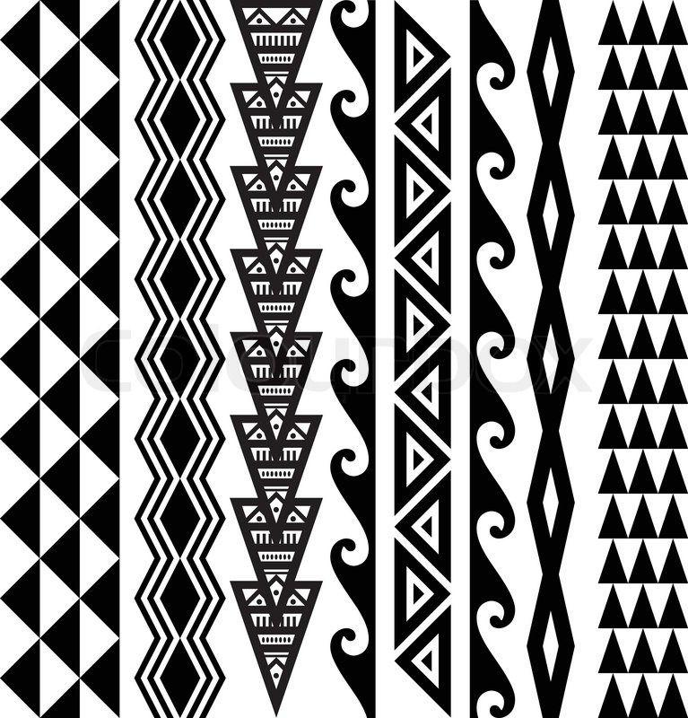 3e15655f5 Hawaiian Tribal Tattoo Designs Photos and Ideas on Collection Of Tribal  Shark Island Tattoo Desi Hawaiian Tribal Tattoo Design Sample