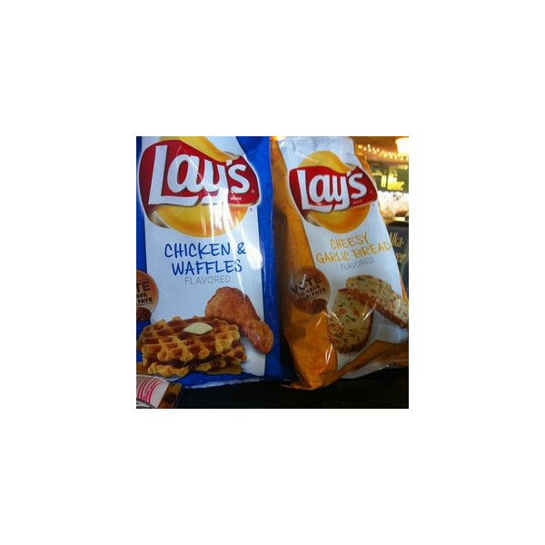 Potato Chips ❤ liked on Polyvore featuring food