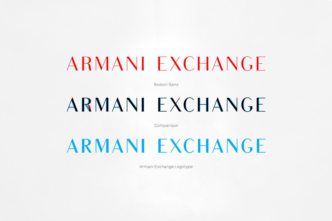 best sell official supplier new photos Armani Exchange | Anagrama | Branding | Fashion graphic ...