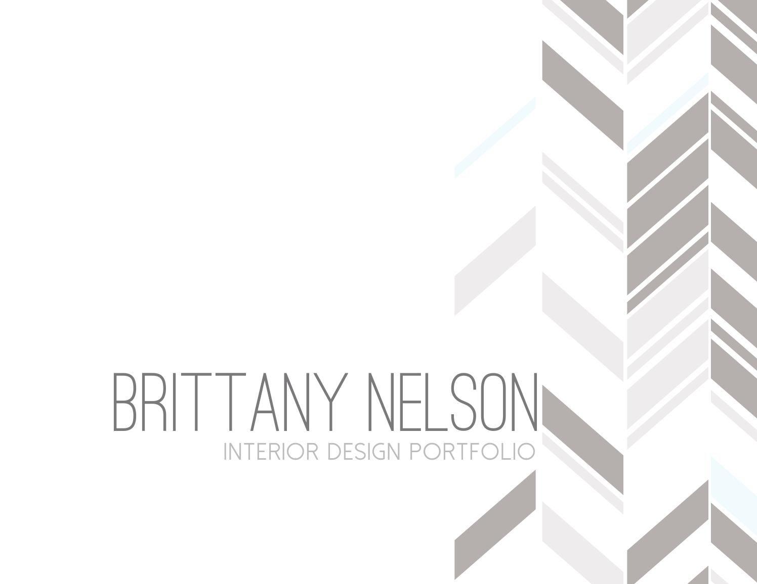 Brittany nelson interior design portfolio interior Fit interior design portfolio