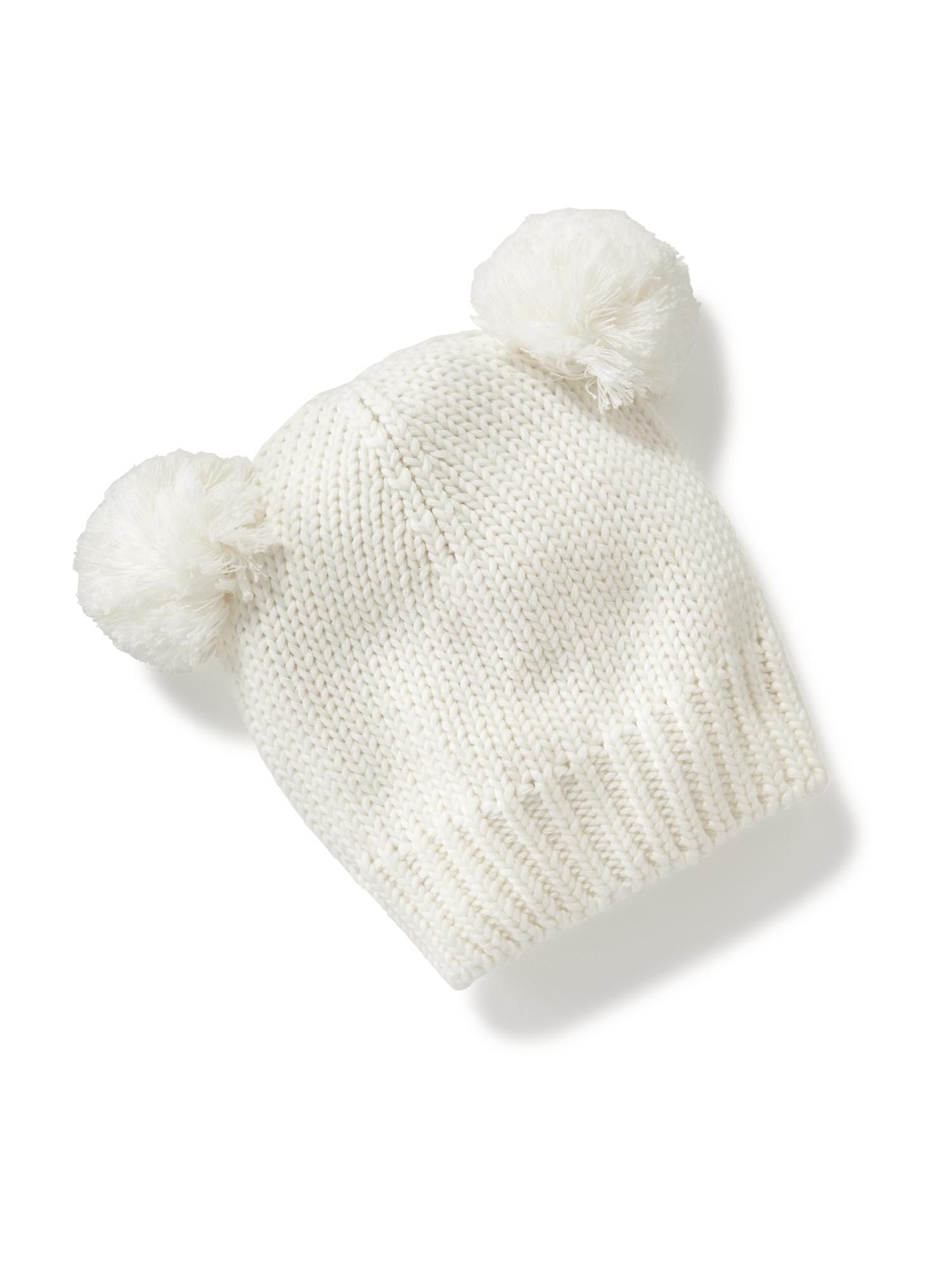 Pom Pom Beanie for Baby Old Navy bby clothes Pinterest