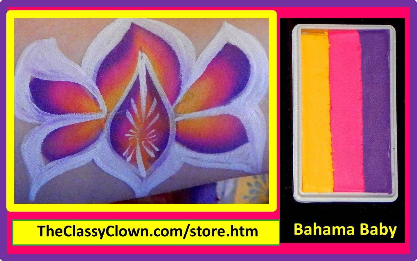Bahama Baby 1 stroke princess crown... Super quick & super