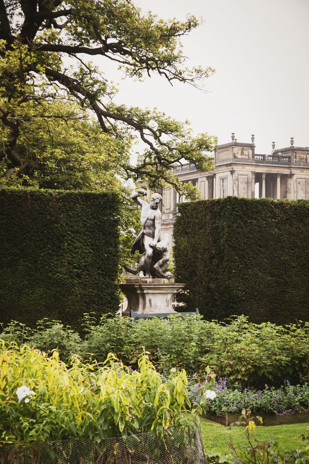 Chatsworth House History: Shevyvision: They Gradually Ascended For Half A