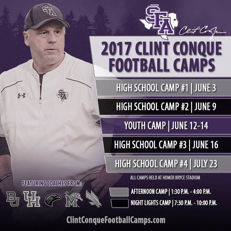 Pin By Skullsparks On Camps Clinics Football Camp College Athletics Youth Camp