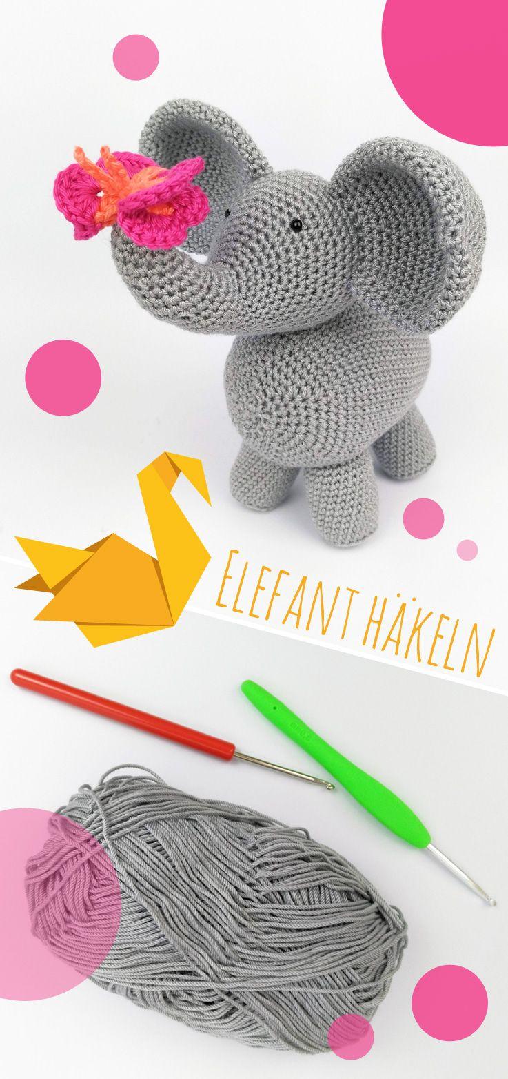Photo of Süßen Amigurumi Elefant häkeln – kostenlose Anleitung