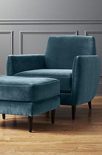 parlour cyan blue chair ellie lane furniture decor for coastal mountain interiors