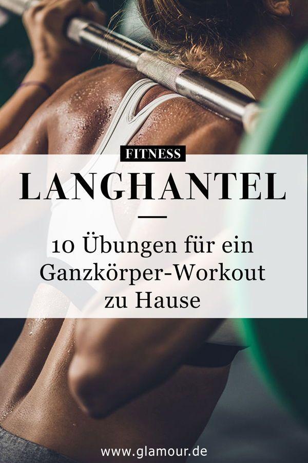 Hot Iron: So geht das Langhantel-Training