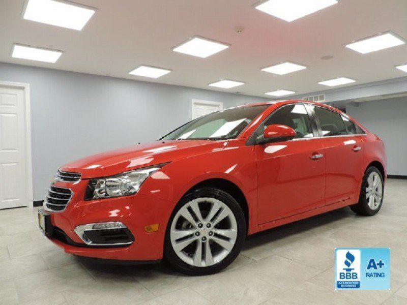 2016 Chevrolet Cruze Limited LTZ Cars Streamwood, IL