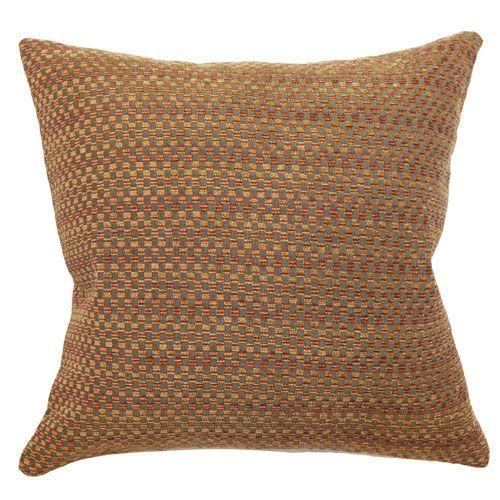Saenu Weave Pillow | Woven pillows, The