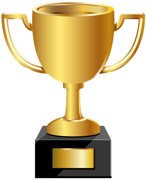 Golden Cup Png Clip Art Image Trophies And Medals Trophy Clip Art