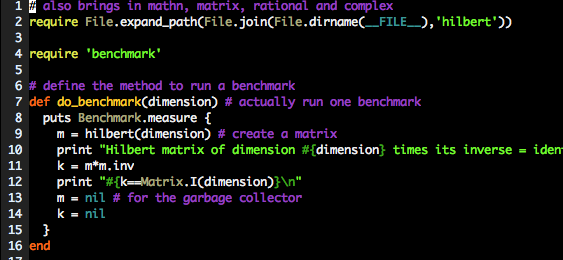 Vividchalk or vibrant ink, also available for emacs