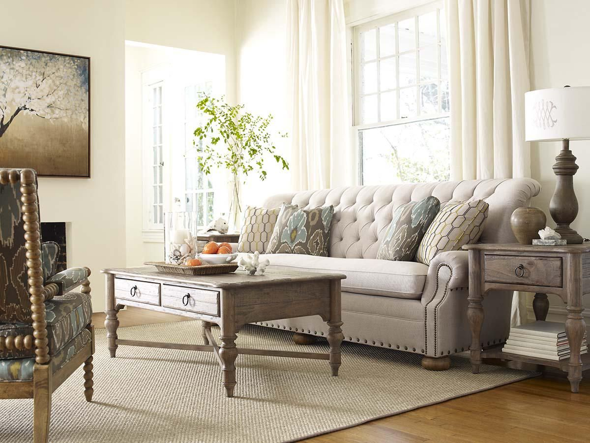 Kincaid Furniture Weatherford End Table | Living Room | Pinterest ...