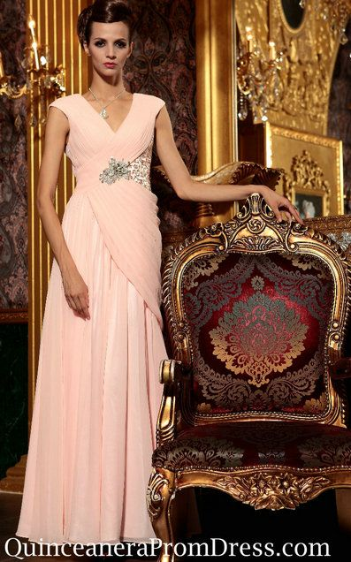 Modest Formal Gowns Neck Modest Long Formal Evening Prom Dress