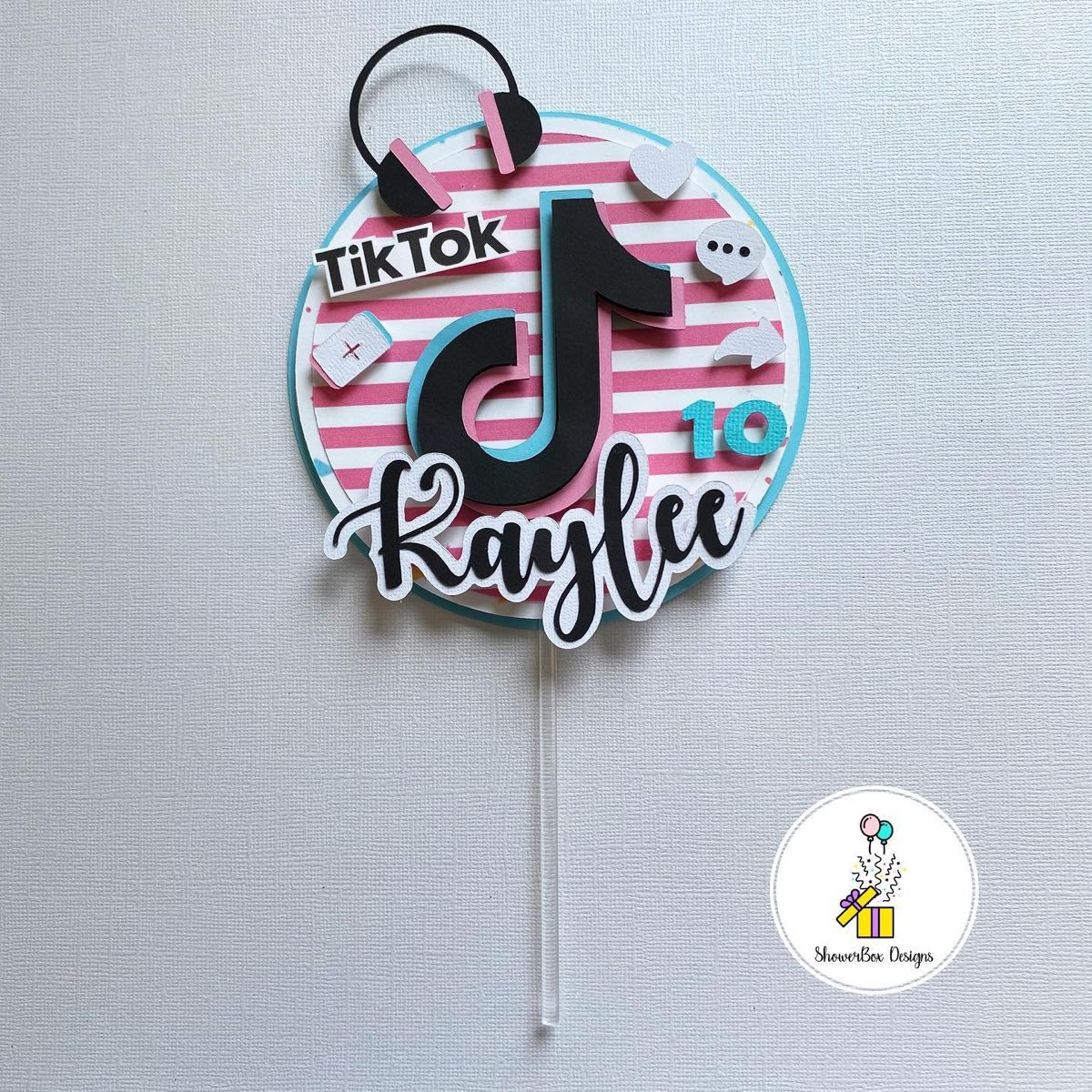 Tiktok 3d Cake Toppers 3d Cake Toppers 3d Cake Cake Toppers