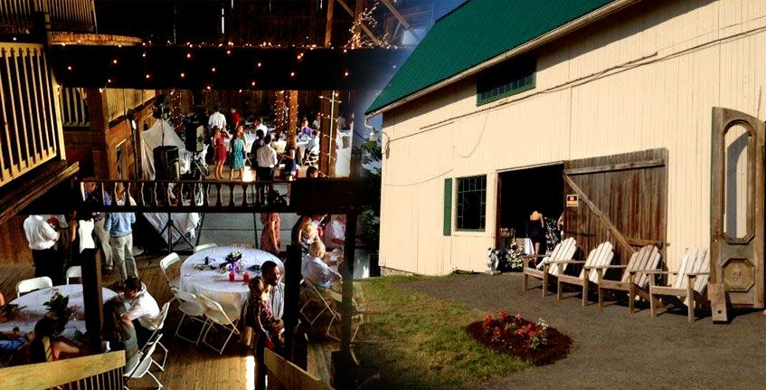 A Beautiful Place To Have Country Barn Wedding