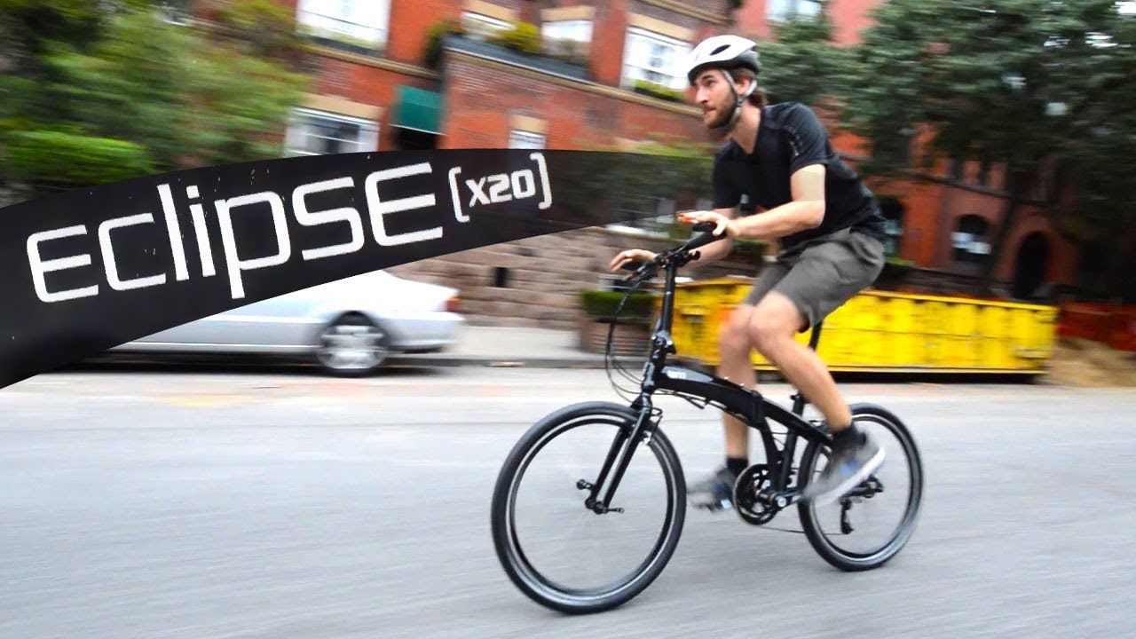 Bici Pieghevole Tern Link P9.Tern Eclipse X20 Ninja Folding Bike Review Bike Folding