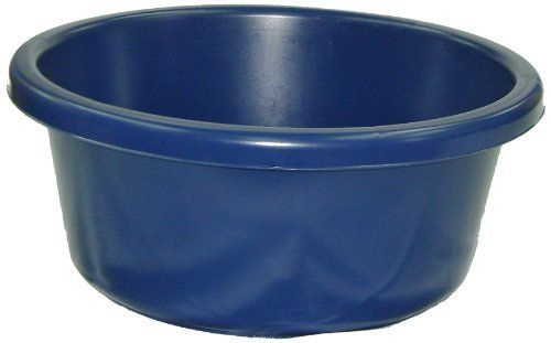 Fortiflex Feed Tub For Dogs Cats And Horses 6 Gallon Sapphire Blue By Fortiflex 17 95 Resists Cold Weather Excellent Salt And Big Feeder Exclus Horse Care
