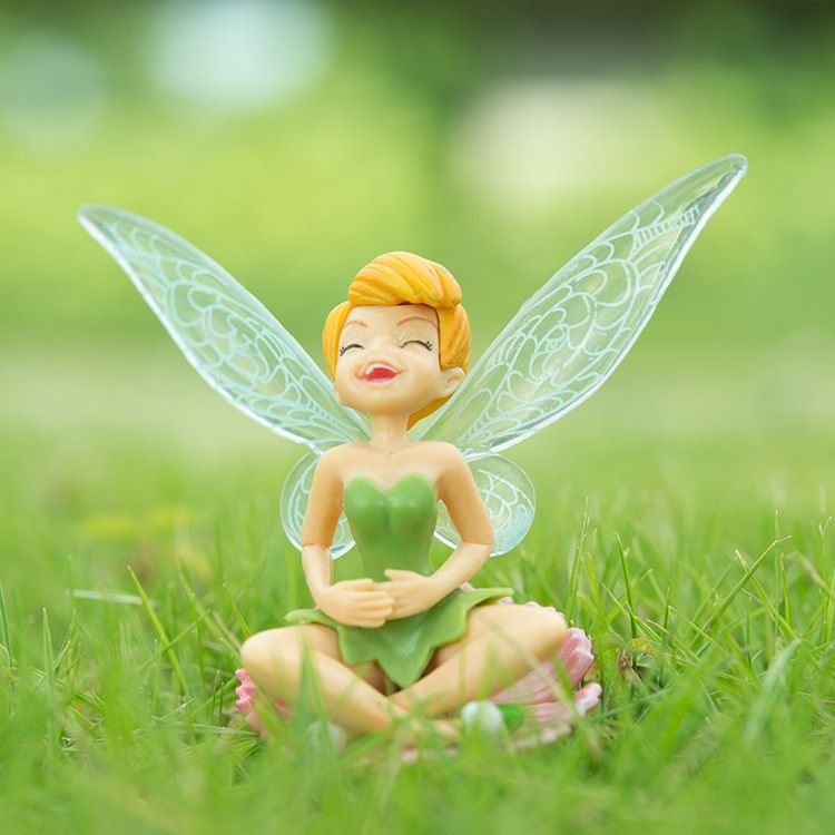 Childrensgift6CM25TinkerbelldollsflyingFairyAdorable