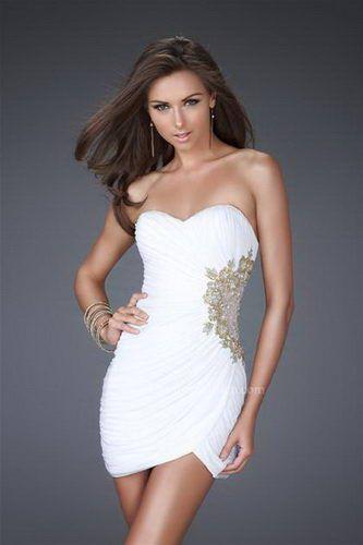 Cocktail | Upbeat Fashion | Pinterest | Bridal shower dresses ...
